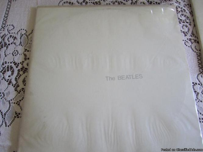 Beatles Album Covers Beatles For Sale. The Beatles White Album